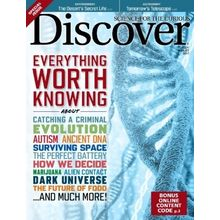 Discover, single issue, english