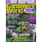 BBC Gardeners' World Magazine, 1 year, english