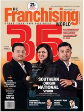 The Franchising World (English, 1 Year)