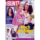 Bunte, single issue, english