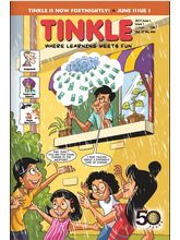 Tinkle (English, 2 Year)