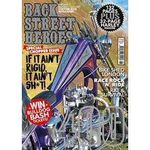 Bsh Back Street Heroes, single issue, english