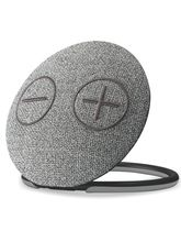Portronics Dome Portable Bluetooth Speaker (with Aux-In & Mic) - Grey
