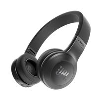 JBL E45BT Signature Sound Wireless On-Ear Headphones with Mic,  black