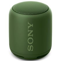 Sony SRS-XB10 Portable Splashproof Speaker,  green