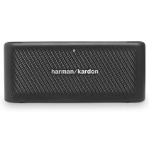 Harman Kardon HK Traveler Black Portable Bluetooth Speaker with Microphone