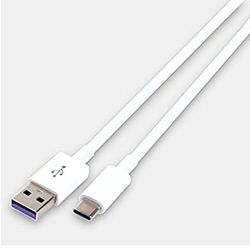 Detec Type C 4 Amp Super Fast Charging Cable -USB 2.0 Data Cable