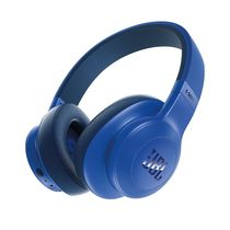 JBL E55BT Signature Sound Wireless Over-Ear Headphones with Mic,  blue
