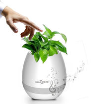 Callmate Bluetooth LED Smart Music Flowerpot Speaker