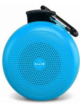 EnerZ Tweet Portable Bluetooth Speaker (with Aux-In/TF/Mic) - Blue