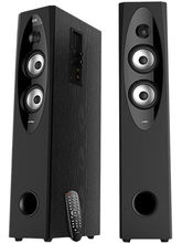 F&D T-60X 2.0 Floorstanding Speaker (Bluetooth & NFC) - Black