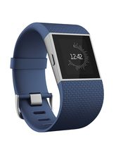 Fitbit Surge Fitness Smart Watch, small, blue