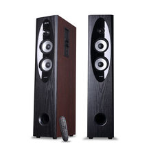 F&D T-60X Floorstanding Speaker,  brown