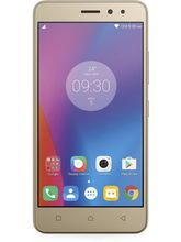 Lenovo K6 Power, silver