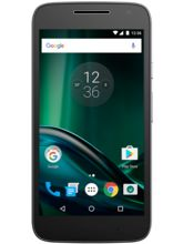 Moto G4 Play (16GB, Black)