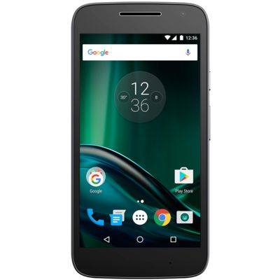 Moto G4 Play,  black