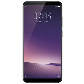 VIVO V7+  Matte Black, 64  GB   4  GB RAM