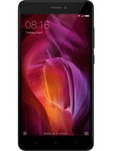 Xiaomi Redmi Note 4, black, 32gb