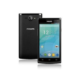 Philips S388 4GB Black Mobile Phone