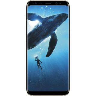Samsung Galaxy S8 Plus (Maple Gold, 64 GB) (4 GB...