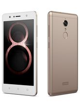 Lenovo K8 (3GB) (32GB,Gold)