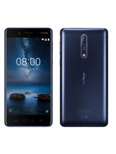Nokia 8 (Polished Blue)