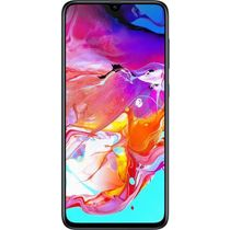 Samsung Galaxy A70 (6GB RAM, 128GB Storage),  black