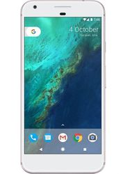 Google Pixel,  very silver, 128 gb