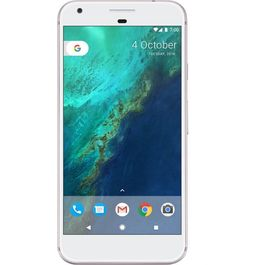 Google Pixel, 128 gb,  very silver