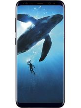 Samsung Galaxy S8 Plus (128 GB,Midnight Black) (6 GB RAM)