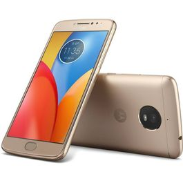 Moto E4 Plus 3 GB, iron gray