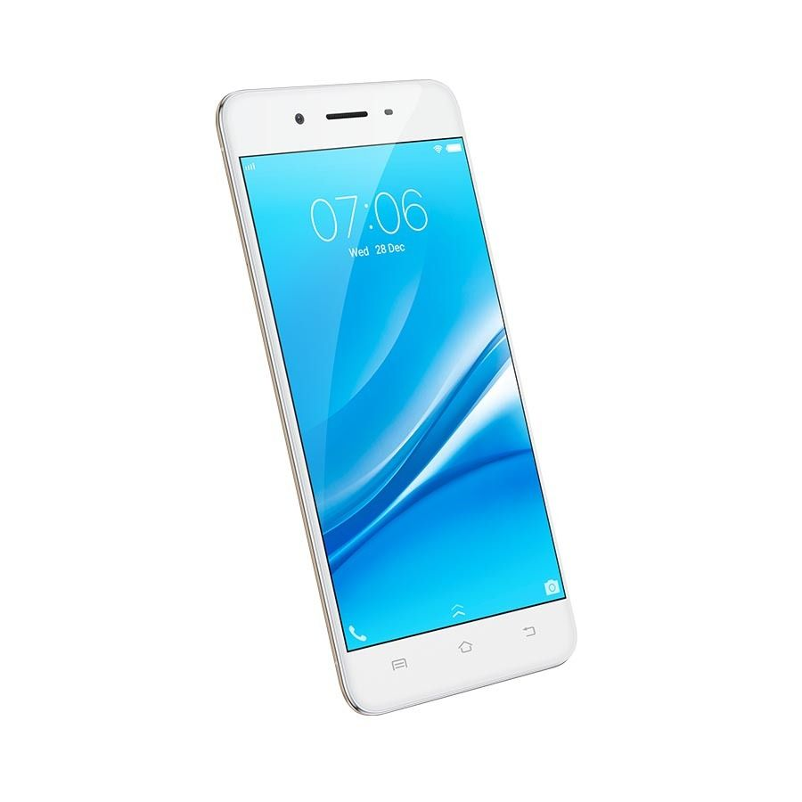 Vivo Y55S (Crown Gold) By Infibeam @ Rs.12,222