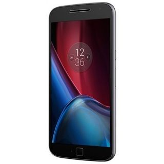 Moto G4 Plus  32  GB,Black
