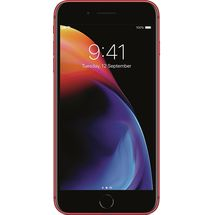 Apple iPhone 8 Plus, 256 gb,  red