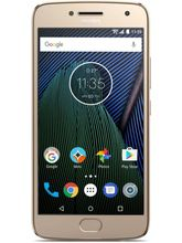 Moto G5 Plus (32 GB,Fine Gold)
