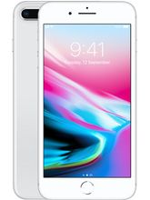 Apple iPhone 8 Plus (256 GB,Silver)