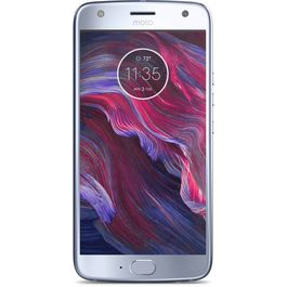 Moto X4 (4 GB, 64 GB), sterling blue