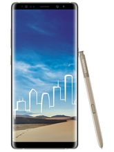 Samsung Galaxy Note 8, maple gold
