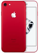 Apple iPhone 7, red, 128gb