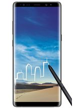 Samsung Galaxy Note 8 (64GB,Midnight Black) Infibeam deals