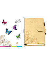 Tiara Pregnancy Journal And Record Book (Tiara-56), beige