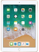 Apple iPad (6th Gen) 32 GB 9.7 inch with Wi-Fi Only, gold, 32 gb