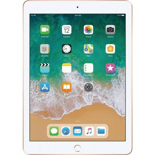 Apple iPad  6th Gen  32  GB 9.7 inch with Wi Fi Only, silver, 32  gb