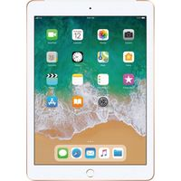 Apple iPad (6th Gen) 32 GB 9.7 inch with Wi-Fi+ Cellular,  gold, 32 gb