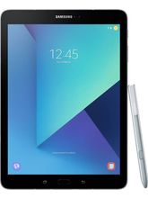 Samsung Galaxy Tab S3 SM-T825 Tablet (9.7 inch, 32GB, Wi-Fi + 4G LTE + Voice Calling) - Silver