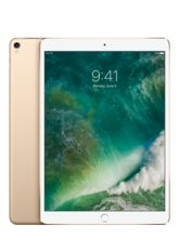 Apple iPad Pro 10.5 inch Wifi+ Cellular, gold, 512 gb