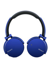 Sony MDR-XB650BT Extra Bass Bluetooth Headphone (Blue)