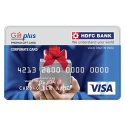 HDFC Bank Card, 1000