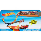 Hot Wheels Drop Down Challenge Playset - Multicolor