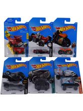 Hot Wheels Clip Strip Basic Cars, Assorted, Multic...